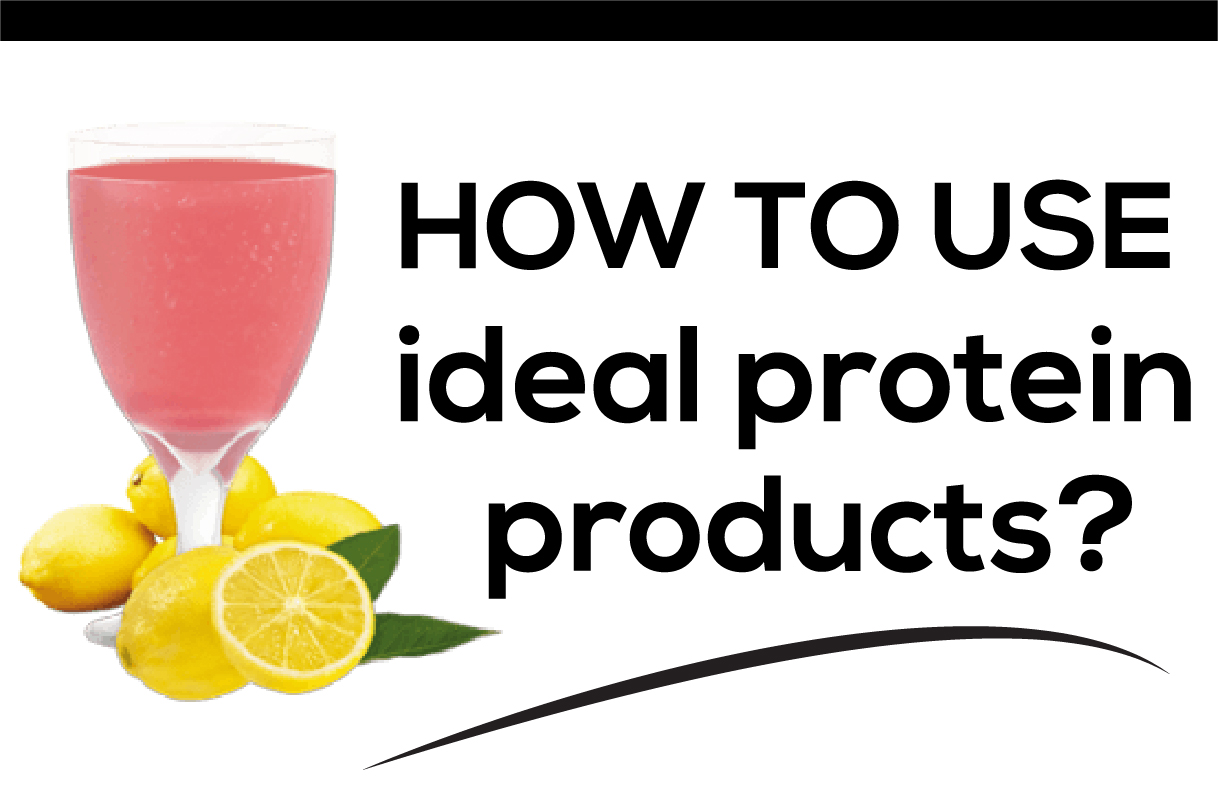Ideal Protein Diet Products