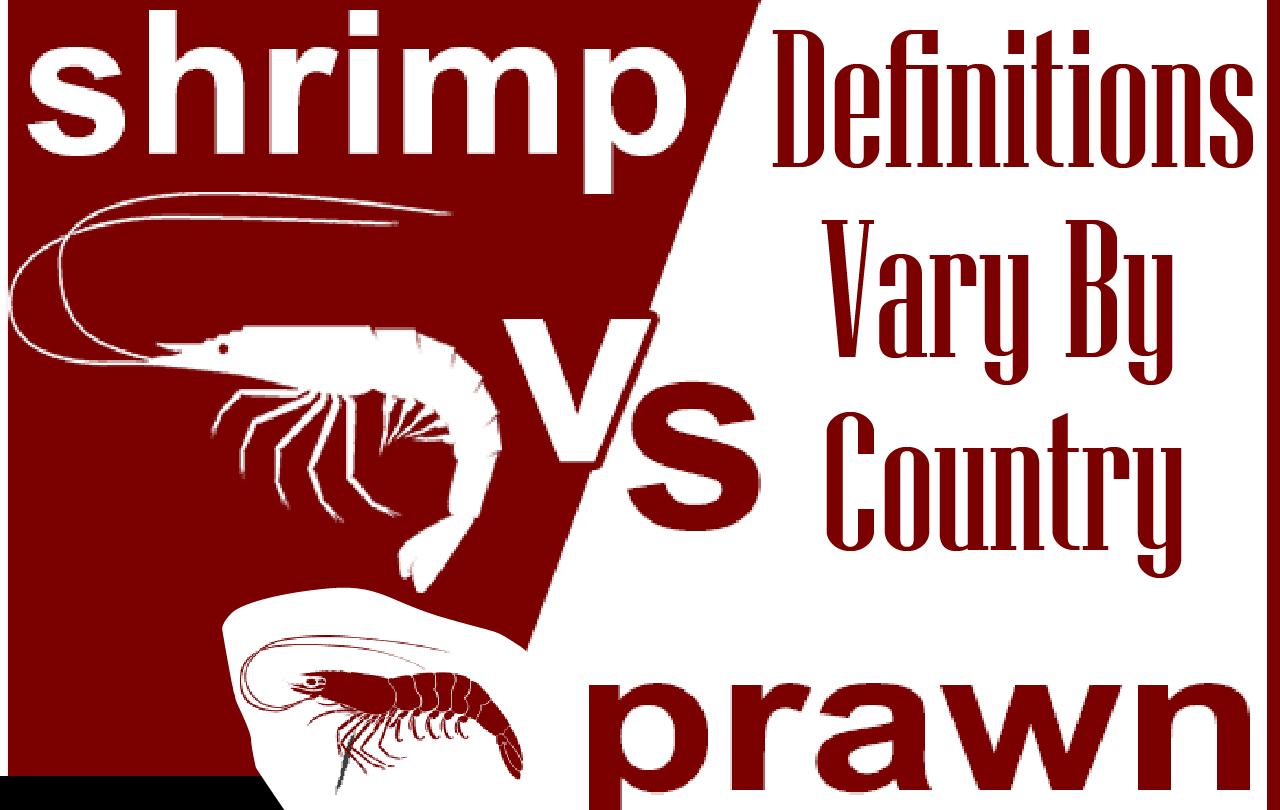 Tiger Prawns Vs Shrimp