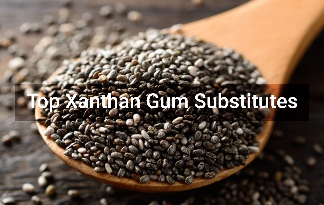 what is xanthan gum substitute