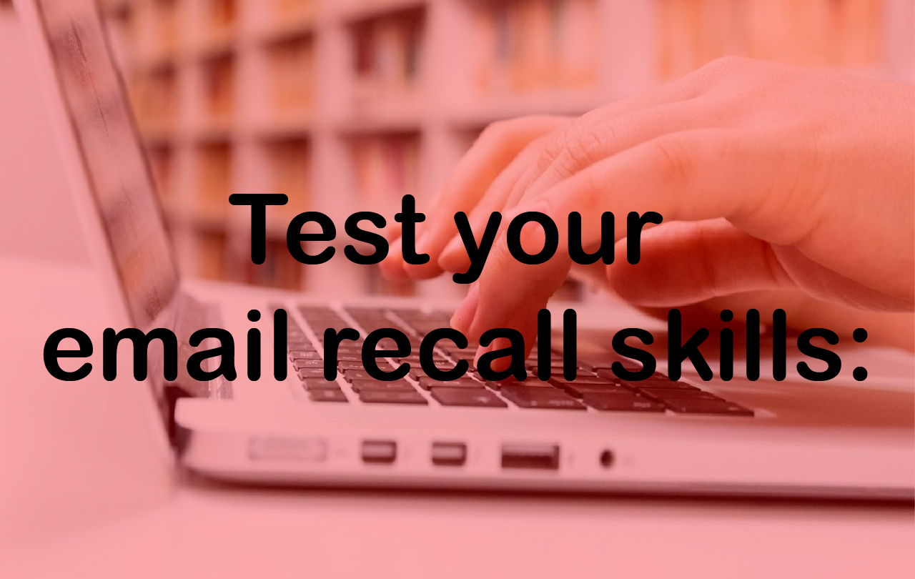 how to recall an email already sent in gmail