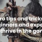 sekiro tips