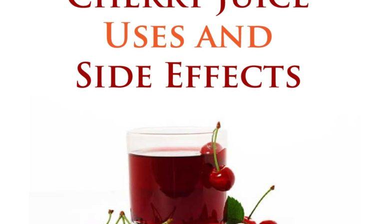 benefits of tart cherry juice