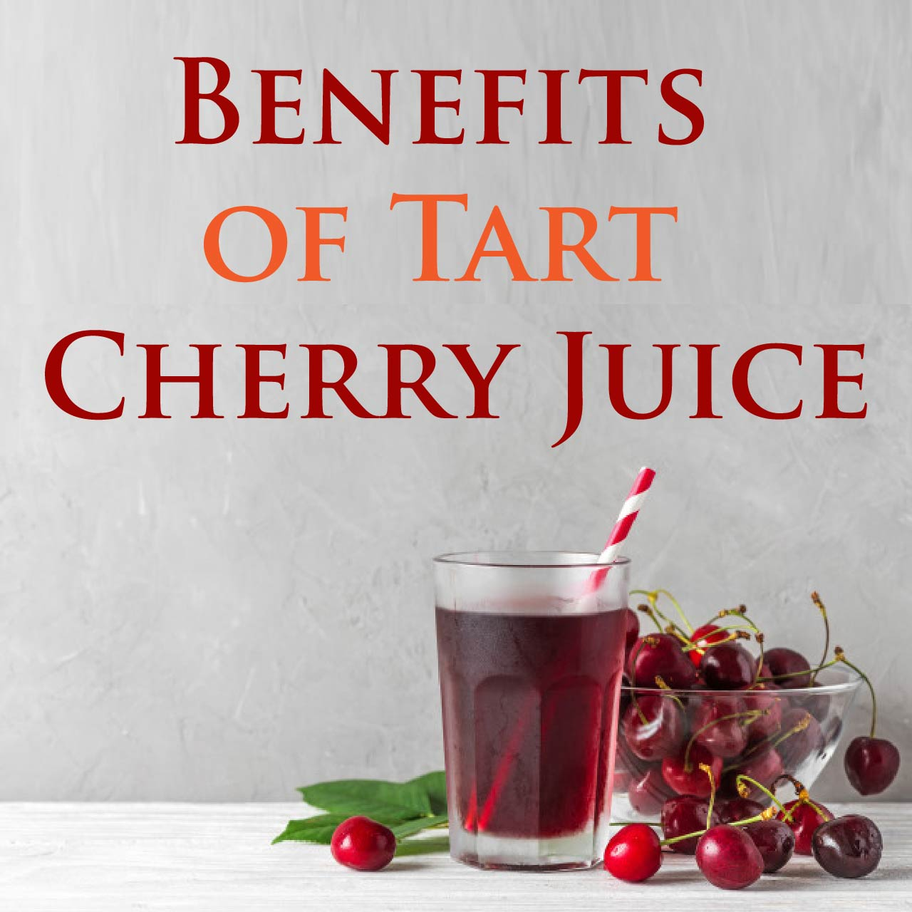 montmorency tart cherry juice