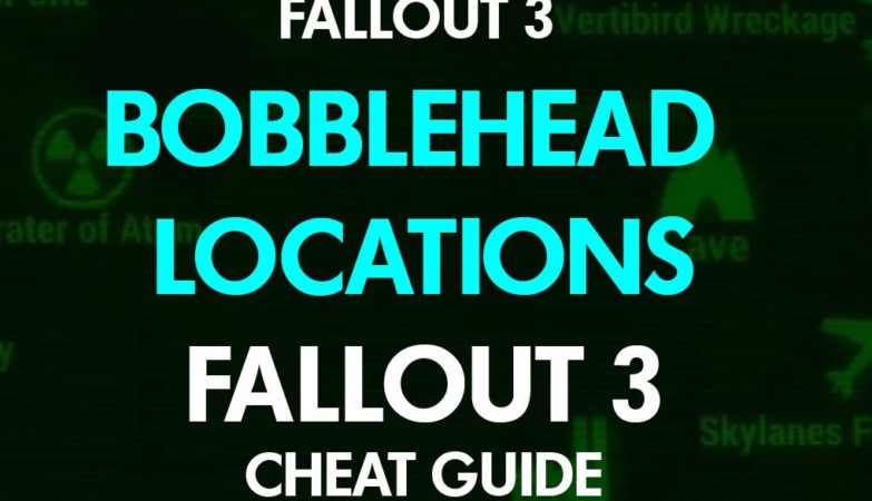 Bobblehead Locations Fallout 3