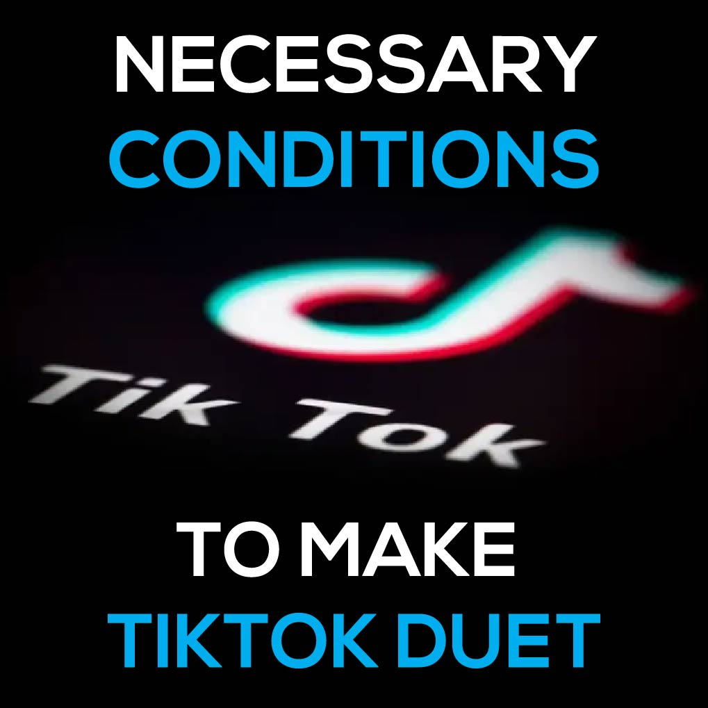 How To Duet A Video On Tiktok