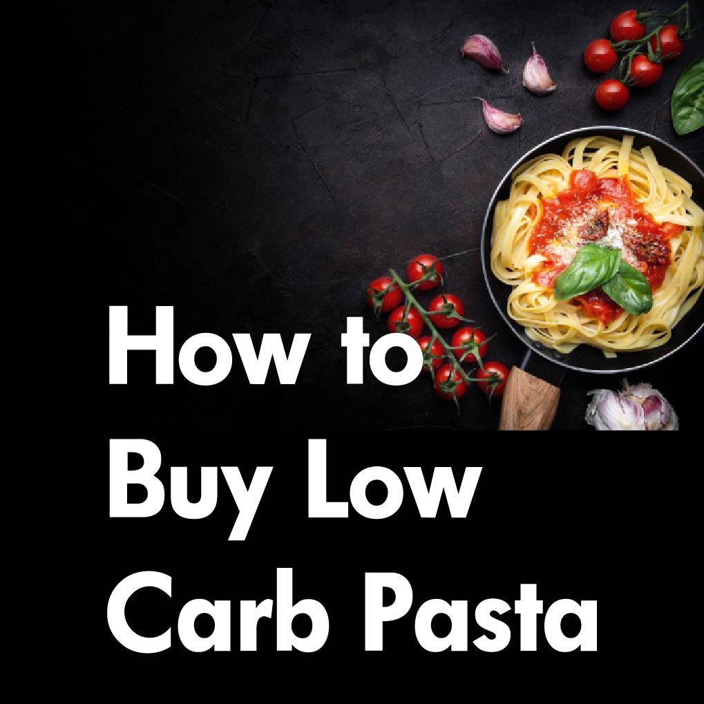 Low Carb Pasta Noodles