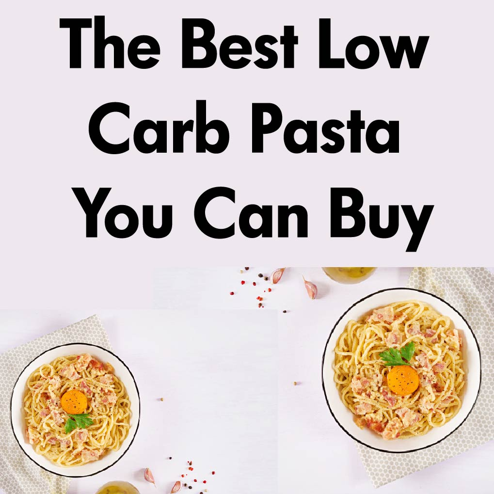 Low Carb Pasta Recipe