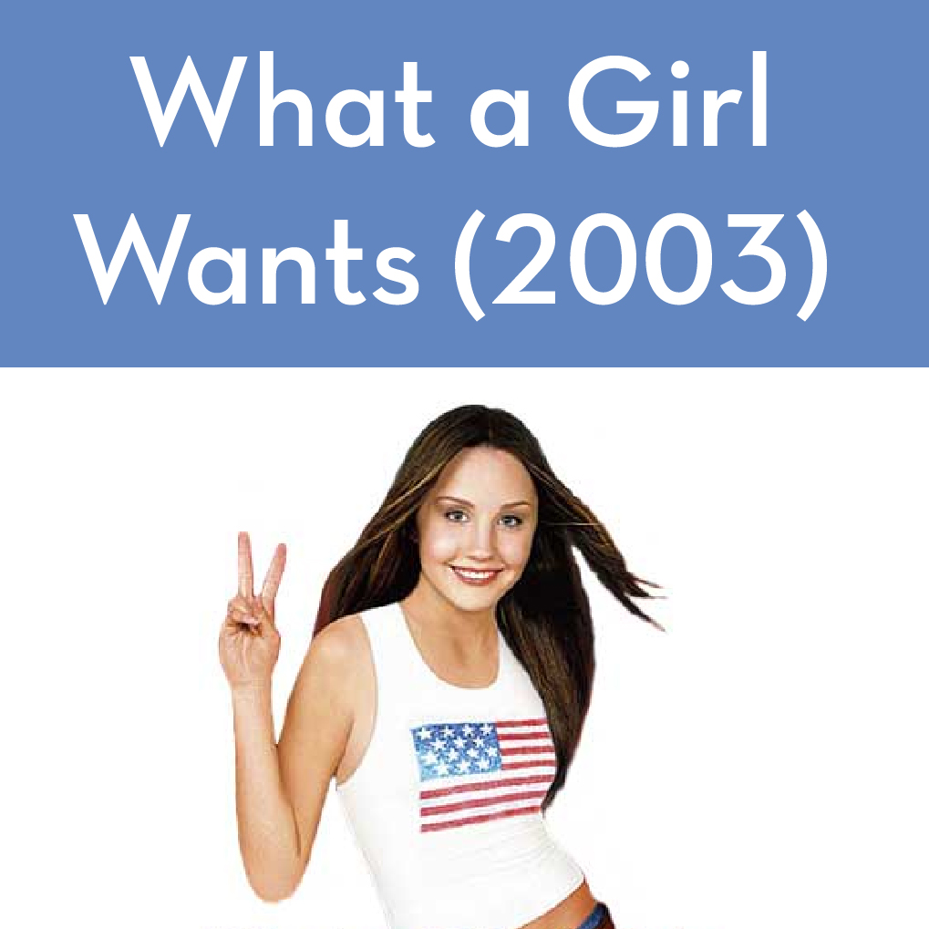 What a Girl Wants